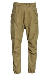 R 13 'S R13 Surplus Military Cargo Pants Olive
