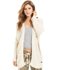 Roxy Open Front Oversized Cardigan