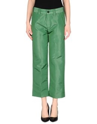 Marc Jacobs Casual Pants Emerald Green