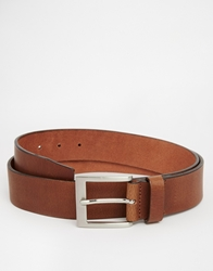 Esprit Leather Smart Belt Brown