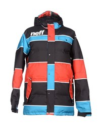 Neff Coats And Jackets Jackets Men Black