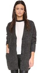 Just Female Jussi Cardigan Antrasit