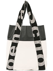 Proenza Schouler Small Convertible Backpack White