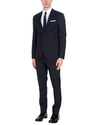 Exibit Suits Dark Blue