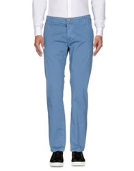 0 Zero Construction Casual Pants Sky Blue
