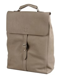 Orciani Bags Rucksacks And Bumbags Men Grey
