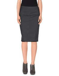 Dekker Skirts Knee Length Skirts Women Lead