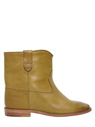 Isabel Marant Etoile 70Mm Cluster Leather Boots