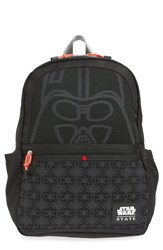 State Bags Star Wars Tm Darth Vader Kane Backpack Black Black Gray