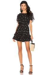 Cleobella Freesia Dress Black
