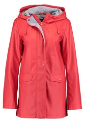 Dorothy Perkins Waterproof Jacket Red
