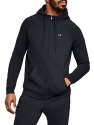 Under Armour Rival Fleece Training Hoodie Black