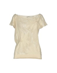 Fairly Sweaters Ivory
