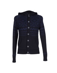 North Sails Cardigans Dark Blue