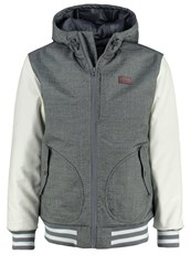 Vans Rutherford Light Jacket Pewter Marshmallow White