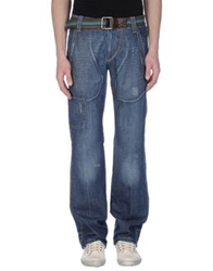 Weber Denim Pants Blue