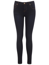 Miss Selfridge Sophia Ultra Soft Super Skinny Jeans Indigo