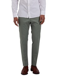 Jaeger Formal Slim Fit Chinos Green