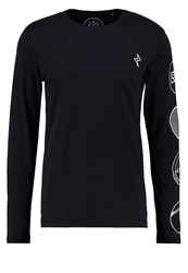 Only And Sons Onsandrew Long Sleeved Top Black