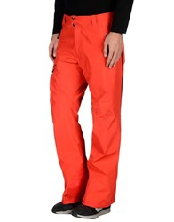 Patagonia Trousers Casual Trousers Men Red