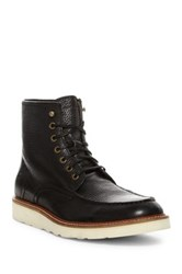 Andrew Marc New York Ashford Moc Toe Boot Multi