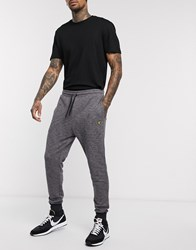 Lyle And Scott Space Dye Trackpant Grey