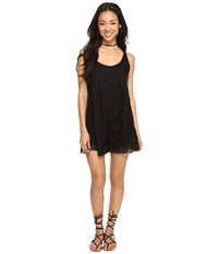 Volcom In My Lane Romper Black Women's Jumpsuit And Rompers One Piece