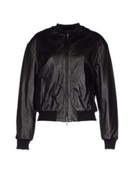 Iceberg Jackets Black