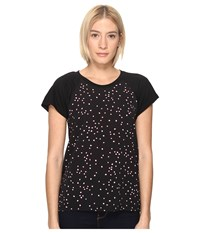 Paul Smith Polka Dot Tee Black Women's T Shirt