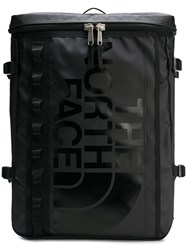 The North Face Long Box Backpack Black