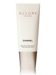 Chanel Allure Homme After Shave Moisturizer No Color