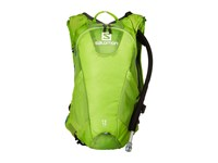 Salomon Agile 12 Set Granny Green Backpack Bags