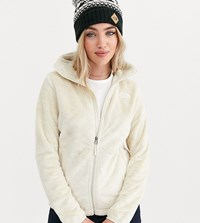 The North Face Osito Jacket In White