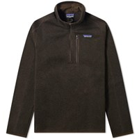 Patagonia Better Sweater 1 4 Zip Jacket Brown