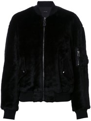 G.V.G.V. Lace Up Jacket Black