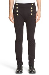 Balmain Men's Pierre Sailor Sweatpants