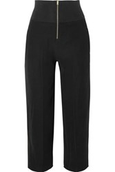 Carven Cady Tapered Pants Black