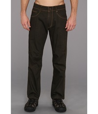 Kuhl Riot Raw Denim Brown Men's Clothing