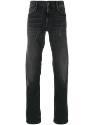 Mauro Grifoni Regular Fit Jeans Grey