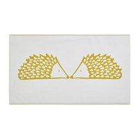Scion Spike Bath Mat Mustard