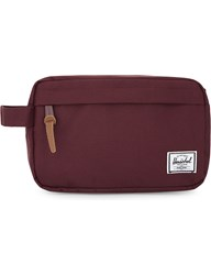 Herschel Chapter Wash Bag Windsor Wine