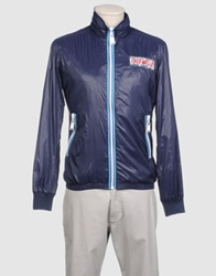 Fred Mello Jackets Dark Blue