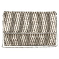 Reiss Minty Embellished Clutch Bag