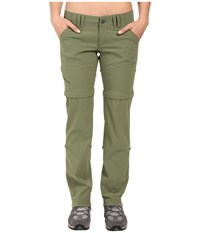 Marmot Lobo's Convertible Pants Stone Green Women's Casual Pants