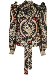 Fausto Puglisi House Of Twill Blouse 60