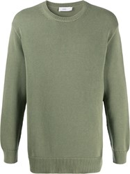 Closed Crew Neck Loose Fit Pullover 60
