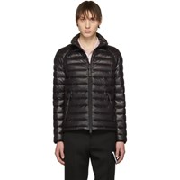 Mackage Black Down Maxfield Jacket