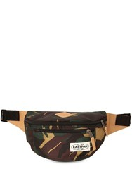Eastpak 3.5L Bundel Nylon Canvas Belt Pack Army Camo