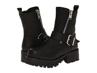 Unif Cease Boot Black Leather Women's Boots