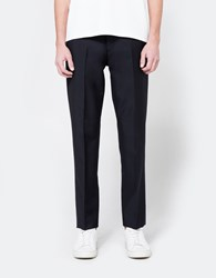 Acne Studios Boden Suit Trousers Navy